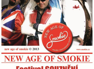 Letos přivítáme New Age of Smokie a Kokeš Jazz Trio