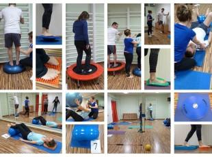 Cvičení osob s Roztroušenou Sklerózou